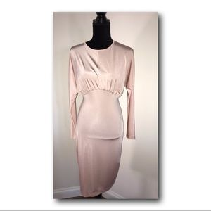 Zara Midi long dress